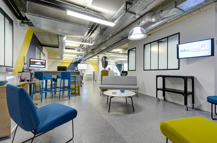 Entre coworking et centre d'affaires, wereso Lyon