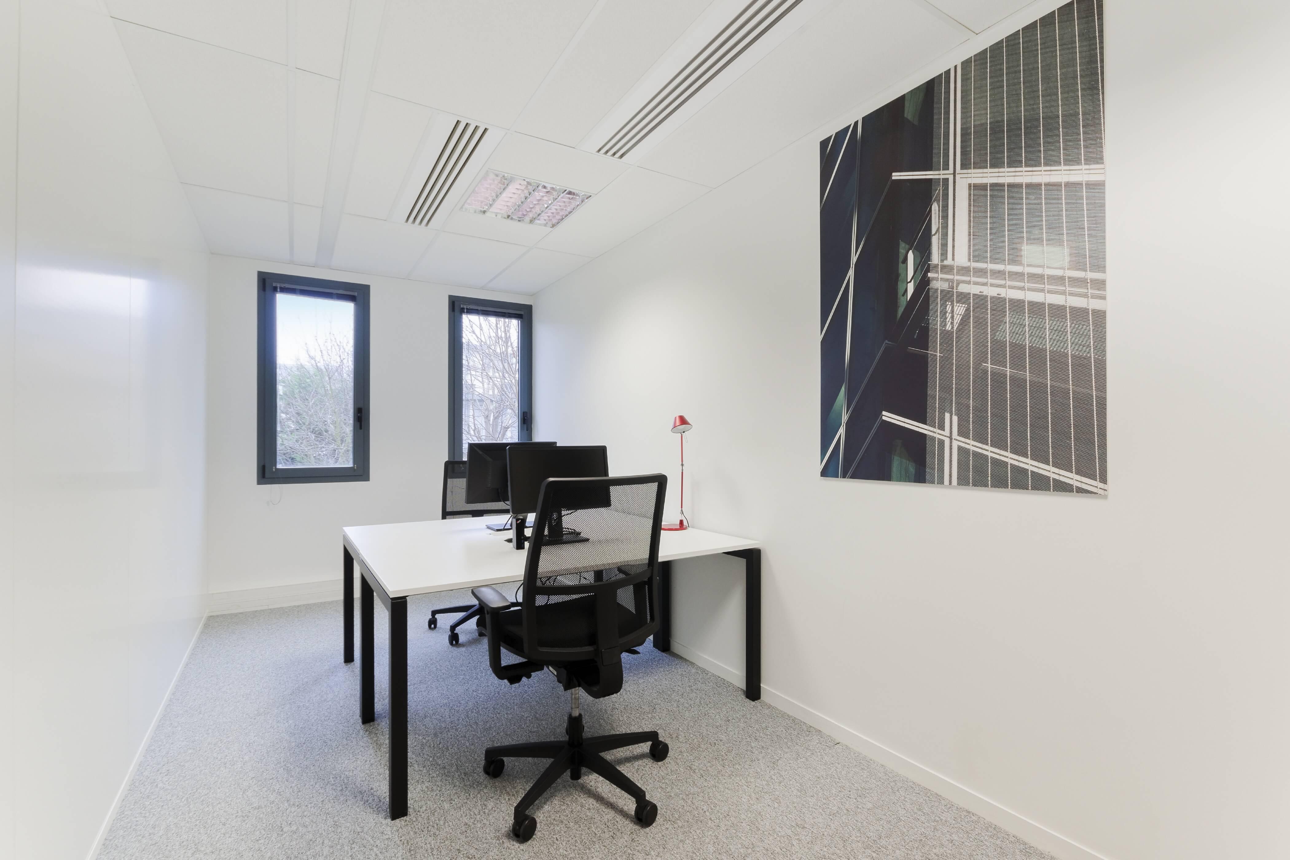 Blue Office, un nouveau style de coworking