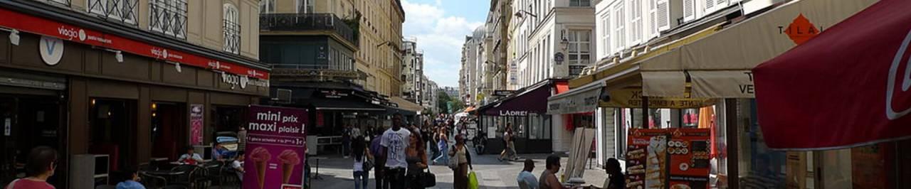 Location de bureau et d'espace de coworking à Paris, Rambuteau