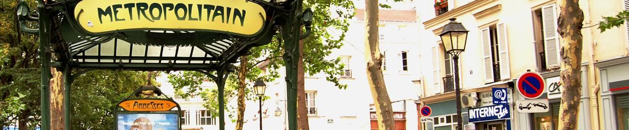Location de bureau et d'espace de coworking a Paris, Abbesses