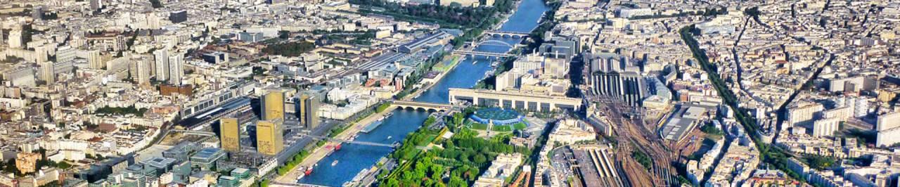 Location de bureaux et d'espaces de coworking à Bercy, une occasion exceptionnelle