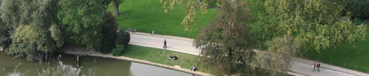 Location de bureaux à Paris, Buttes Chaumont
