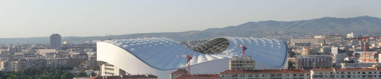 Le Vélodrome à Marseille : Plus qu'un stade, un quartier