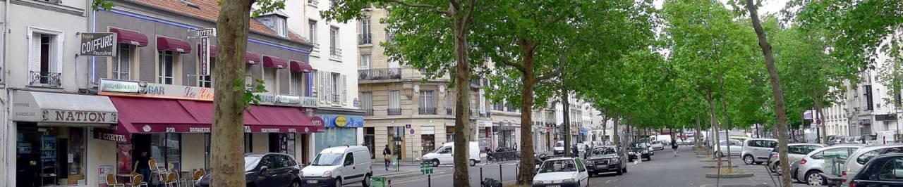 Réserver des locaux à Paris, Charonne