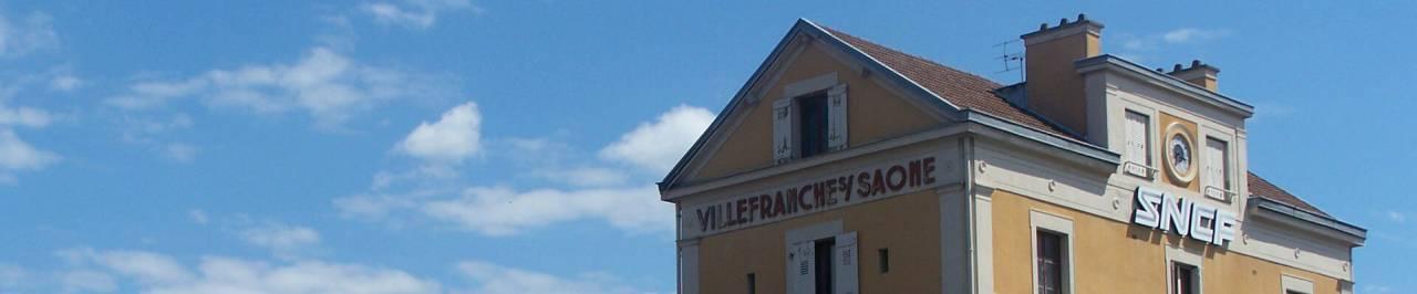 Location de bureaux et d'espaces de coworking à la gare de Villefranche-sur-Saône