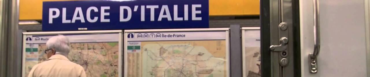 Une des stations les plus fréquentée, Place d'Italie veut assommer la concurrence