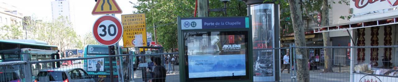 Porte de la Chapelle, le lieu idéal pour vos bureaux !