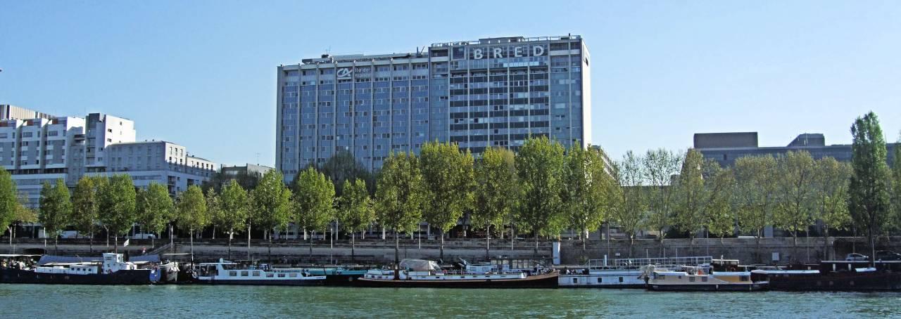 Et si vous aviez des bureaux partagés le long de la Seine ?