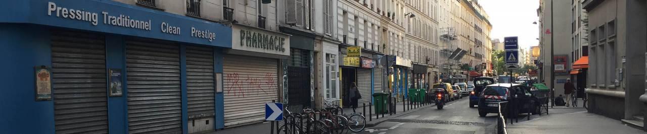 La rue Saint Maur, un espace en plein essor