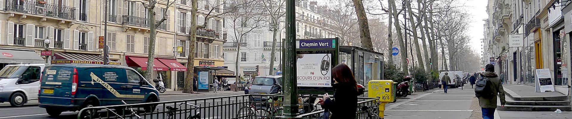 Louer des bureaux à Paris, Chemin Vert, une opportunité exceptionnelle
