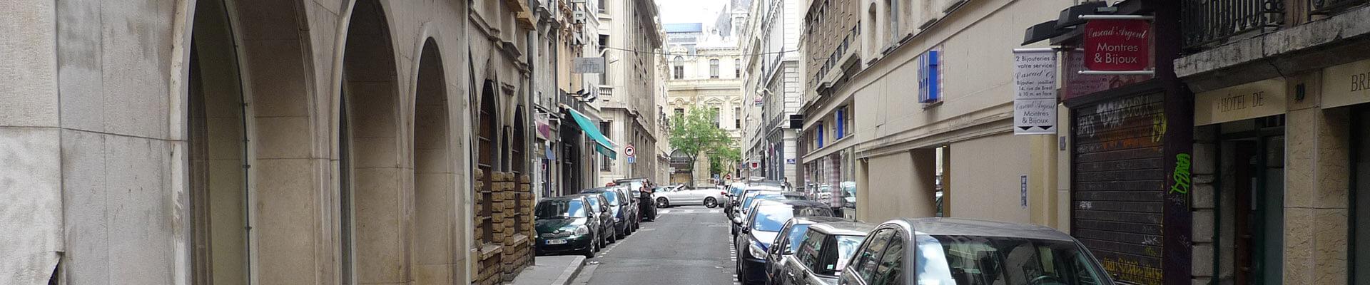Louer des bureaux à Lyon, rue Gabillot