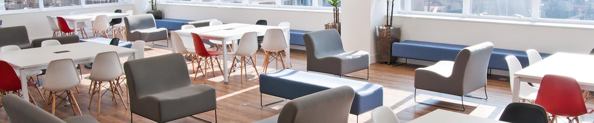 Des espaces de coworking au coeur de la ville de Lyon