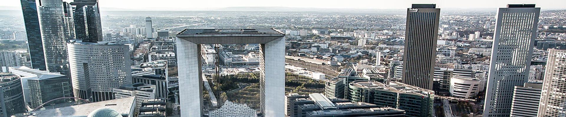 Un centre d'affaires à Paris : une exposition assurée
