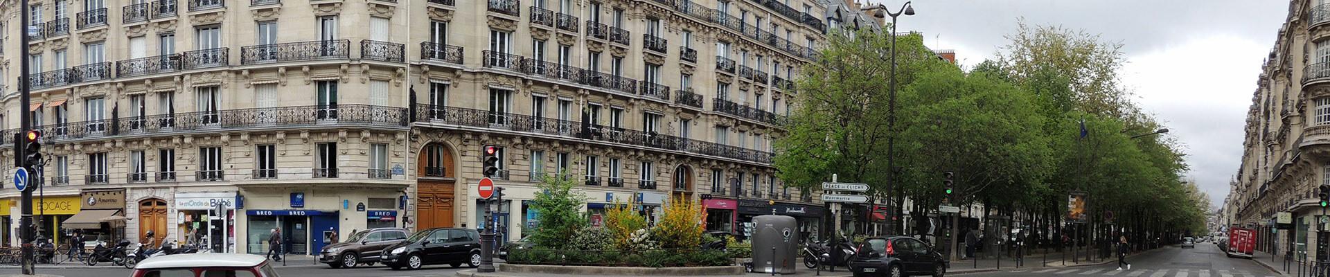 Bureaux à louer à Paris 17, Villiers