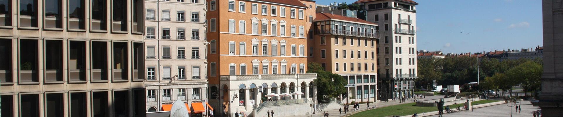 Bureaux à louer à Lyon 1er, Hôtel de Ville - Louis Pradel