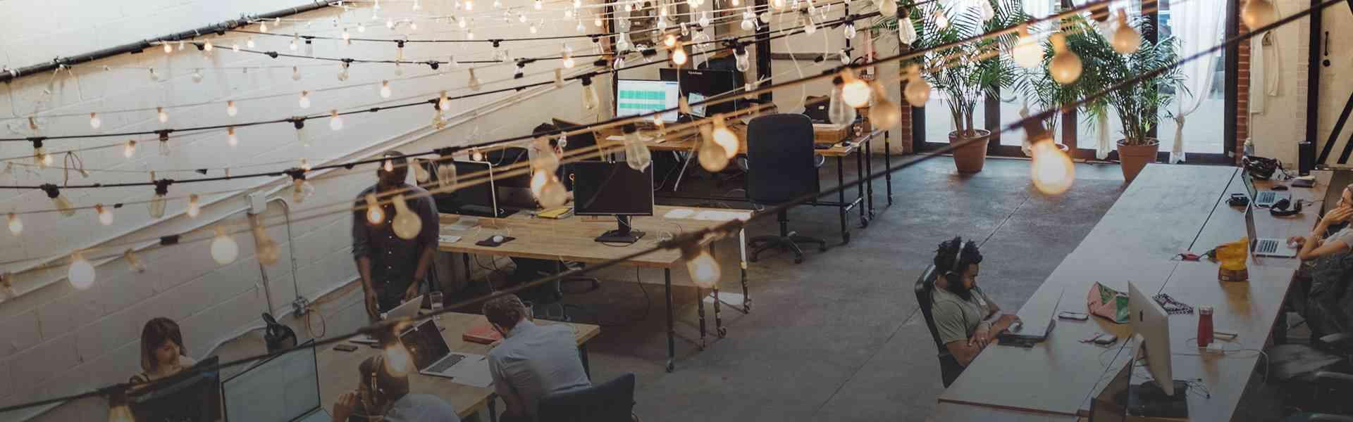 Louer un bureau en coworking