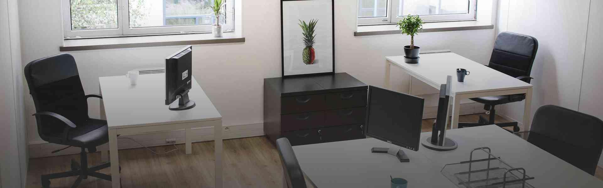 L'espace Focus bureaux de l'étang