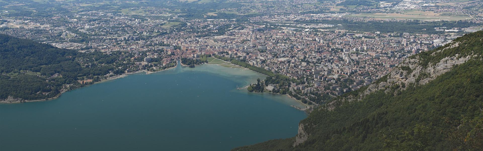 Louer un bureau à Annecy