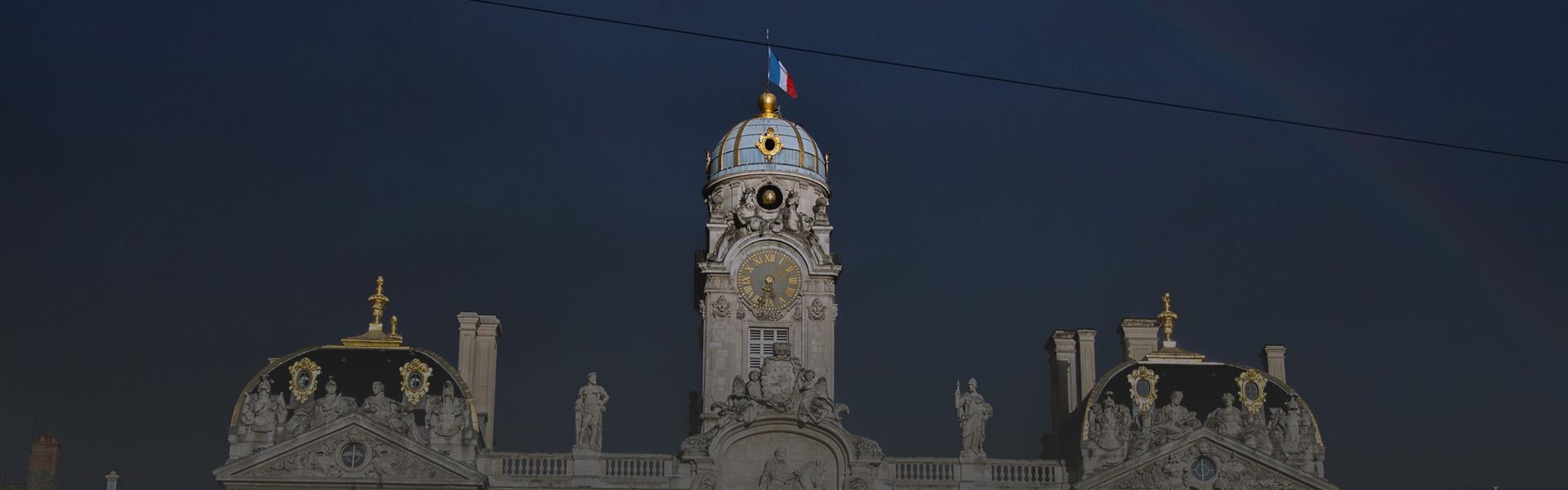 Louer un bureau à Hôtel de Ville, Lyon