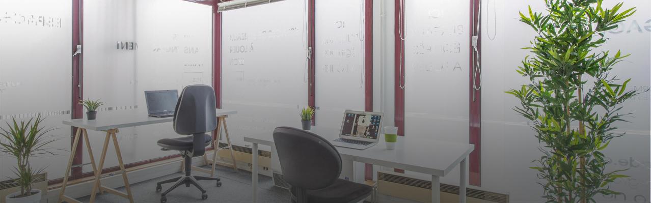 Bureaux pour startups